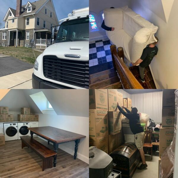 Philadelphia Area Moving, Storage and Junk Removal Services